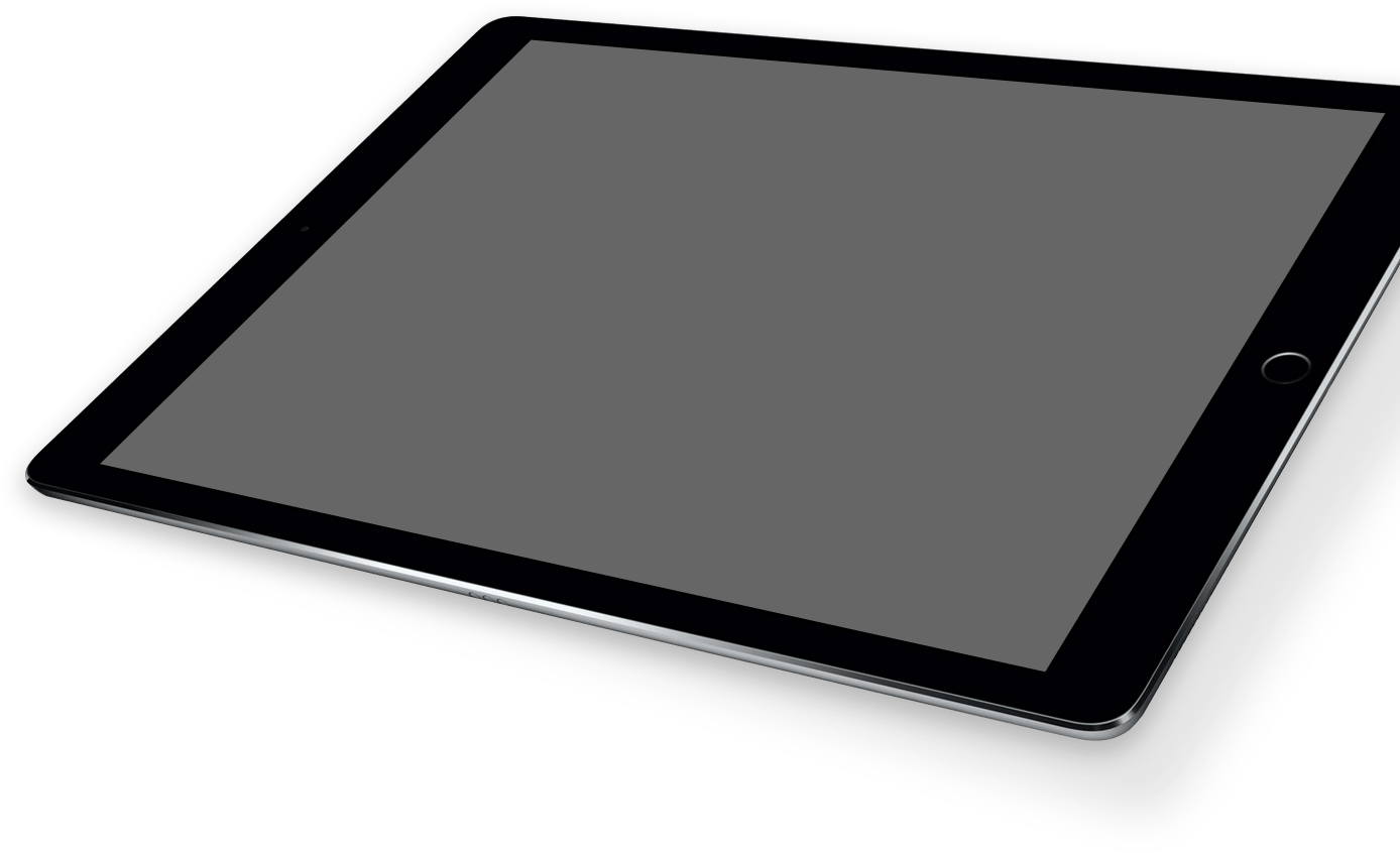 Tablet optimized version