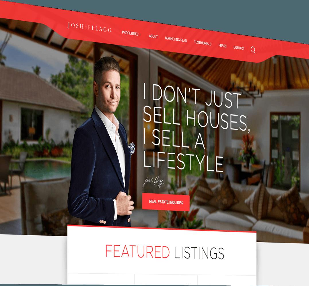 Web developer of JoshFlagg.com